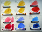 Watercolour Sticks' Review