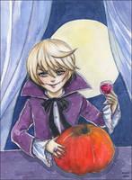 Happy Halloween by Leochi