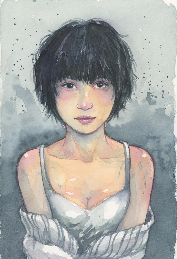 Short Hair by Leochi