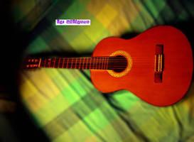 guitar by wibiyana