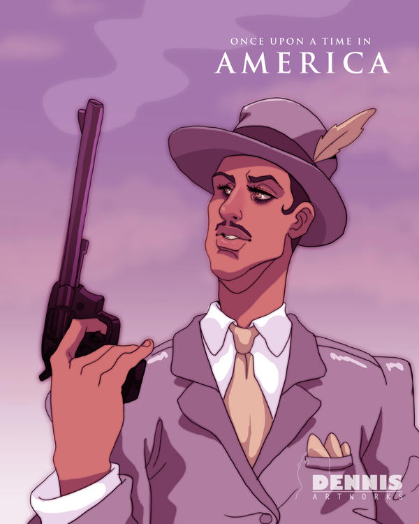 The American by David-Dennis