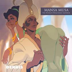MANSA MUSA I by David-Dennis