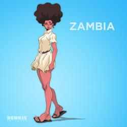 Z A M B I A by David-Dennis