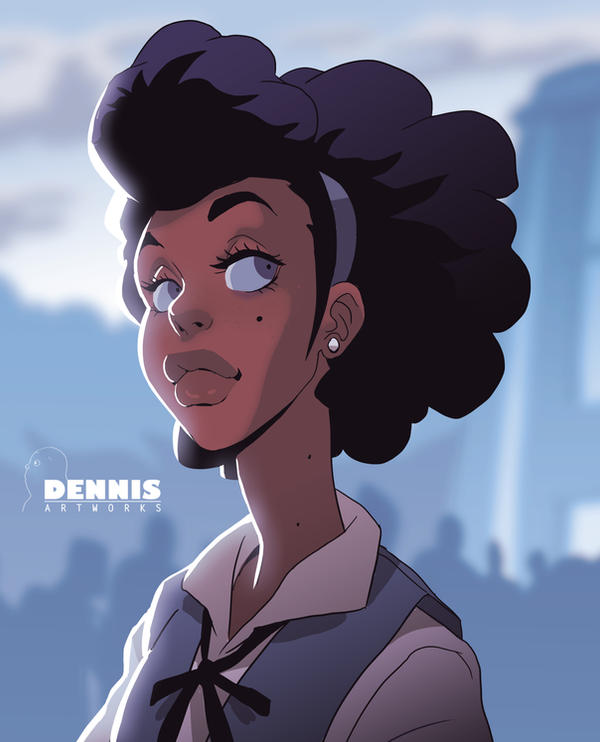 BLUE by David-Dennis