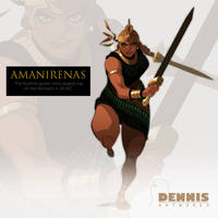 Amanirenas by David-Dennis