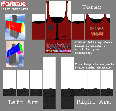 UniForms (ROBLOX) (FIXED!!) by Animeroblox on DeviantArt