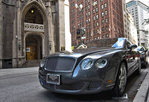 Bentley Beauty by BonaFideChimp