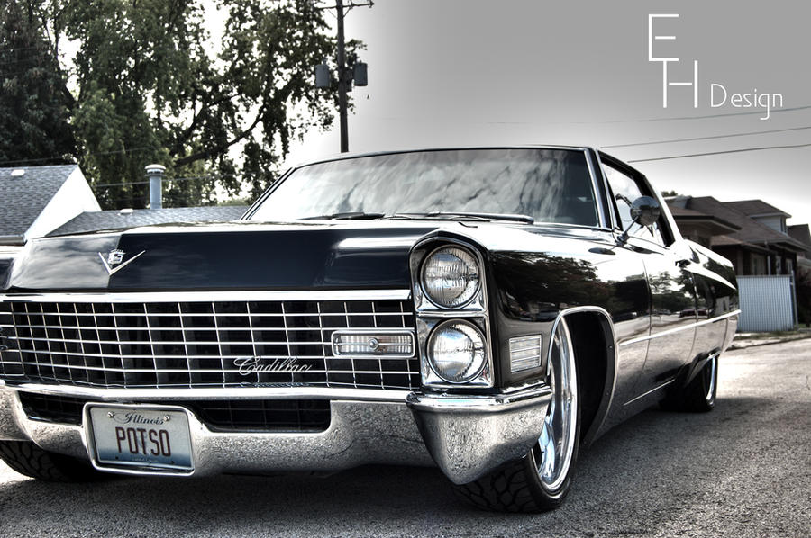 Cruisin' Caddy by BonaFideChimp