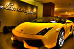 Yellowy Lambo