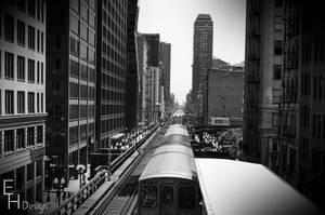Looping Around CTA by BonaFideChimp