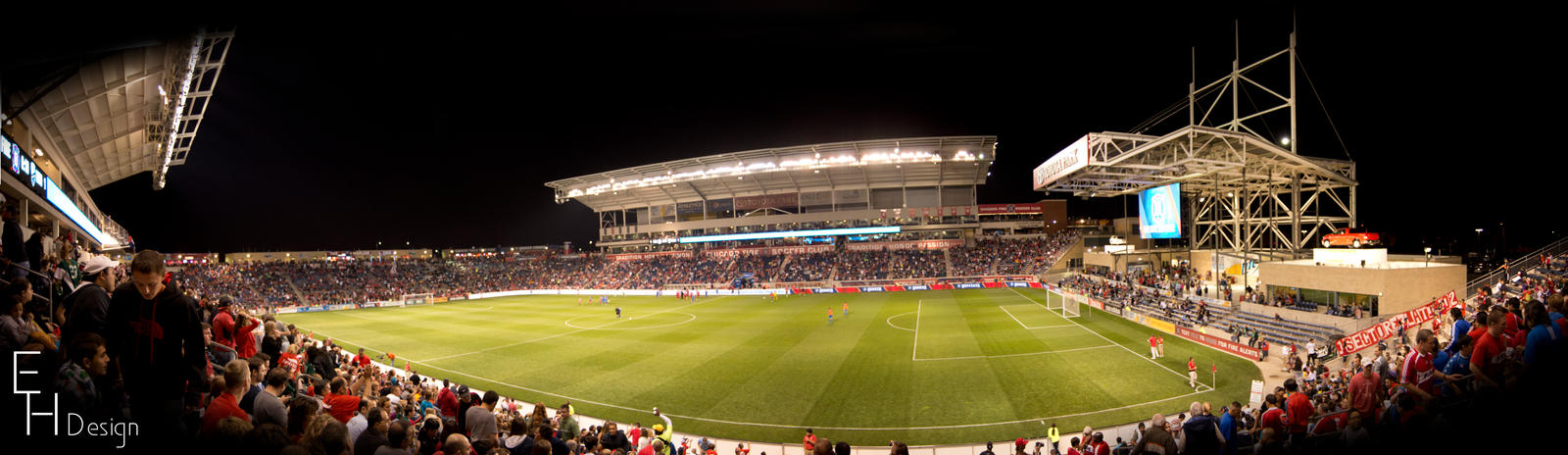 Chicago Fire Toyota Park by BonaFideChimp