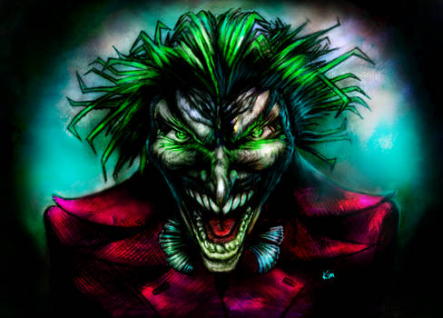 The Joker (colored)