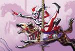 Carousel - Harley Quinn