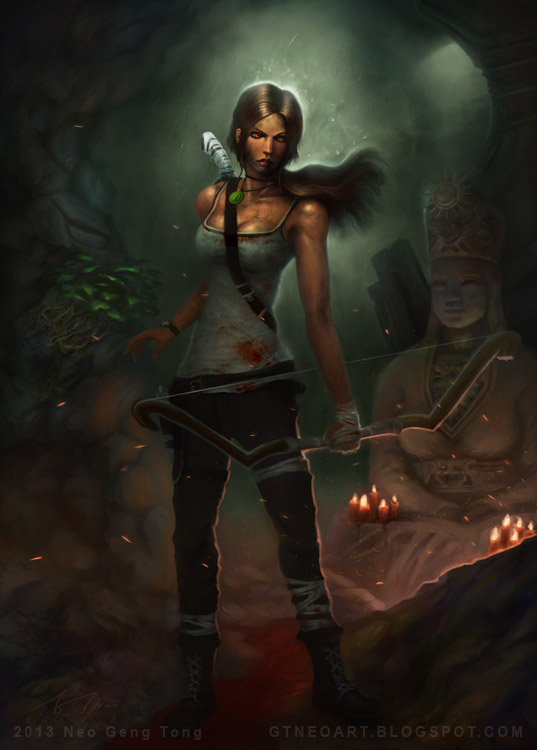 Lara: Reborn by gtneoart