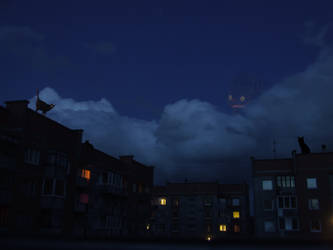 pamises naktinis taxi . by DoRI-big