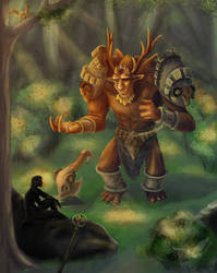 Word of the Beast by Mirilit-Tanaris