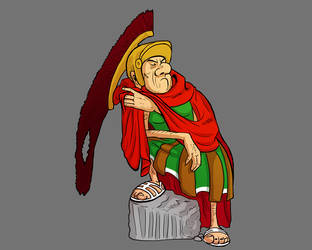 Caesar by Mirilit-Tanaris