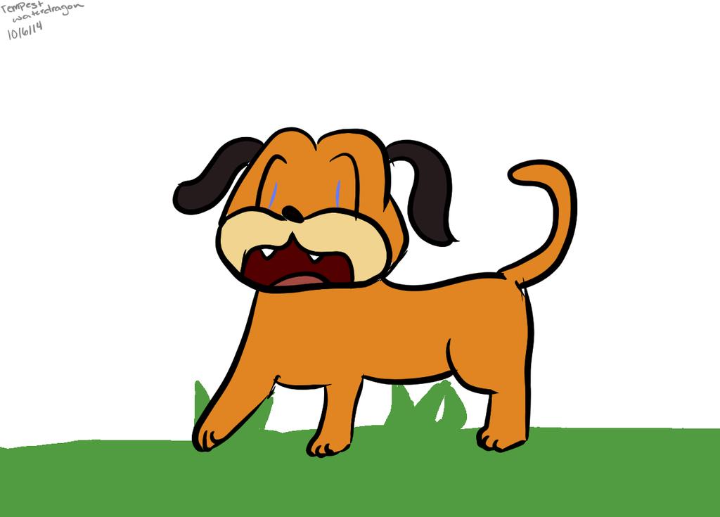 Duck Hunt Dog! by TempestWaterdragon