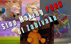 VIDEo furries pleasse stop drawing zabivaka  porn by RottenEggCreations