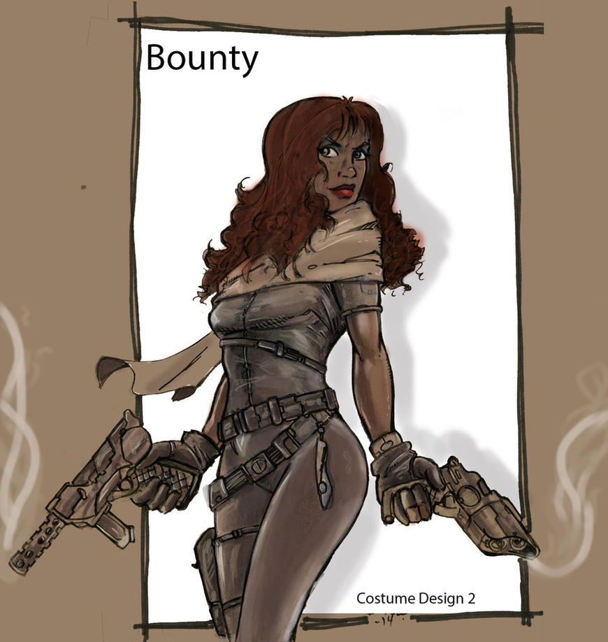 bounty design01 by BiggDave