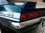 Camaro SS 396 in Moscow