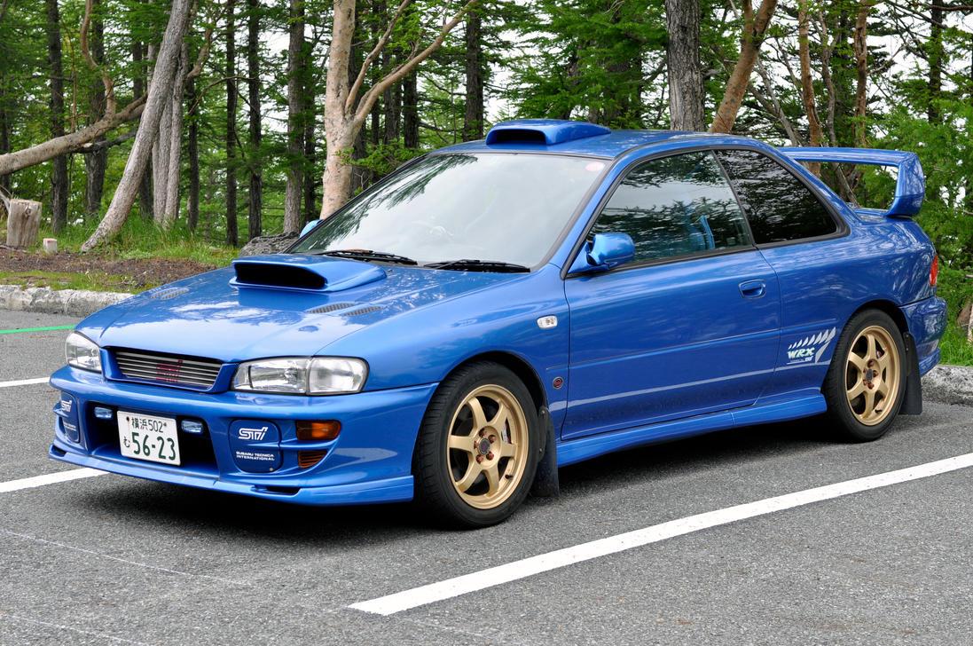 Subaru Wrx Forum >> Subaru Impreza WRX STi Type R ver.VI by overmoder on DeviantArt