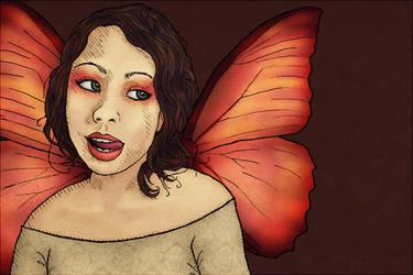fairy. by Luincale