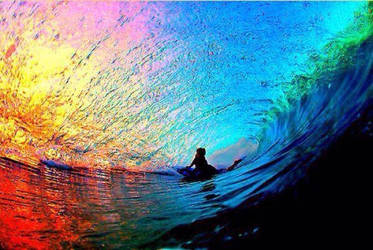 The color wave