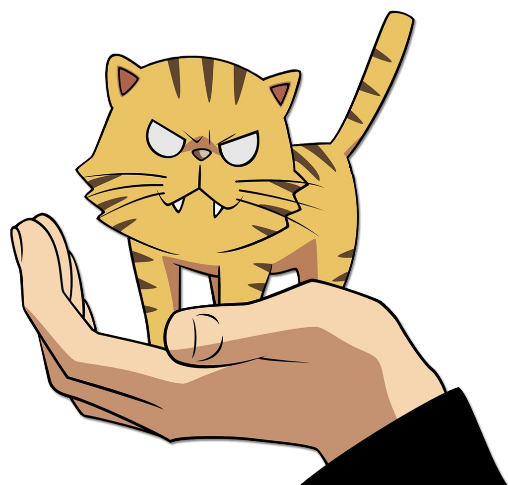 Toradora Render (Mini Tiger) by Kirikatu on DeviantArt