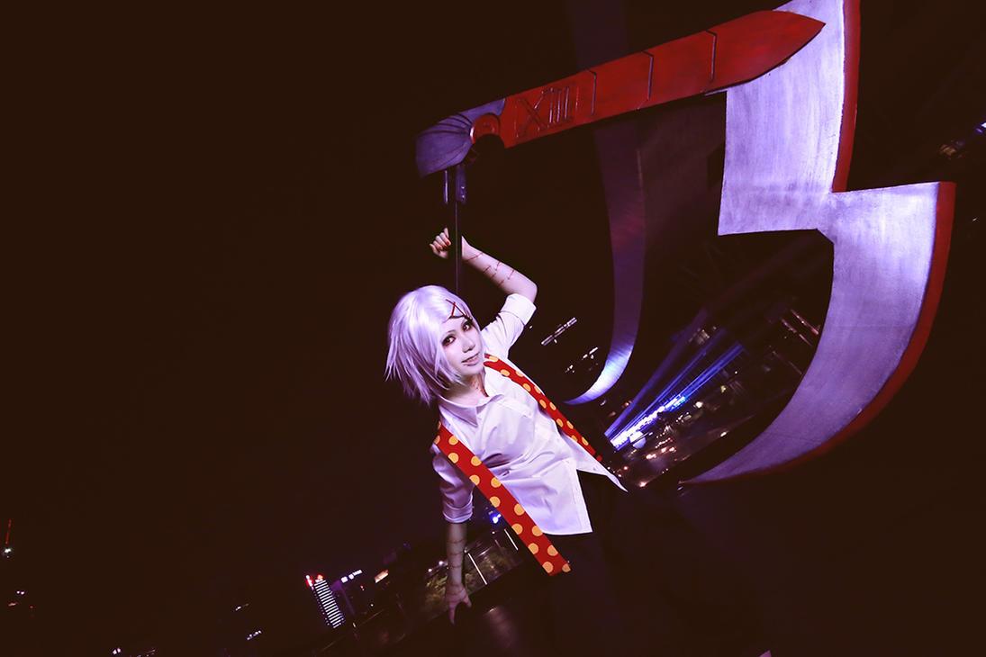 TOKYO GHOUL-JUZO SUZUYA by LilyLiu