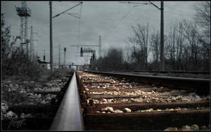 Railway to Nowhere by 3o6k0