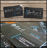 Business Cards by 3o6k0