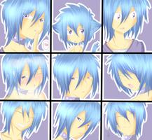 Many Faces of Tsukio Takahashi