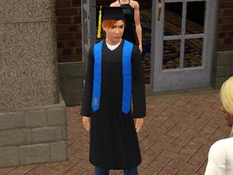 Alexander's Graduation