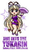 Jive into the Yukari Yakumo by Diwali86