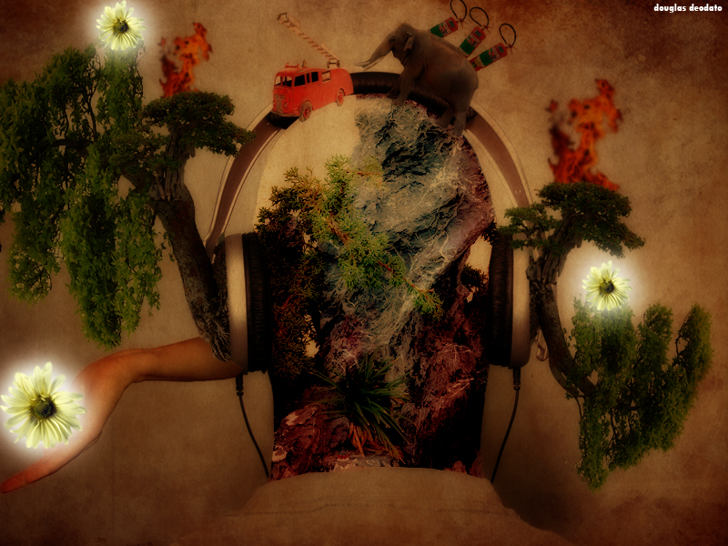 homem floresta by douglasdeodato