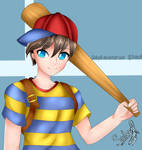 Ness by Soleyl6