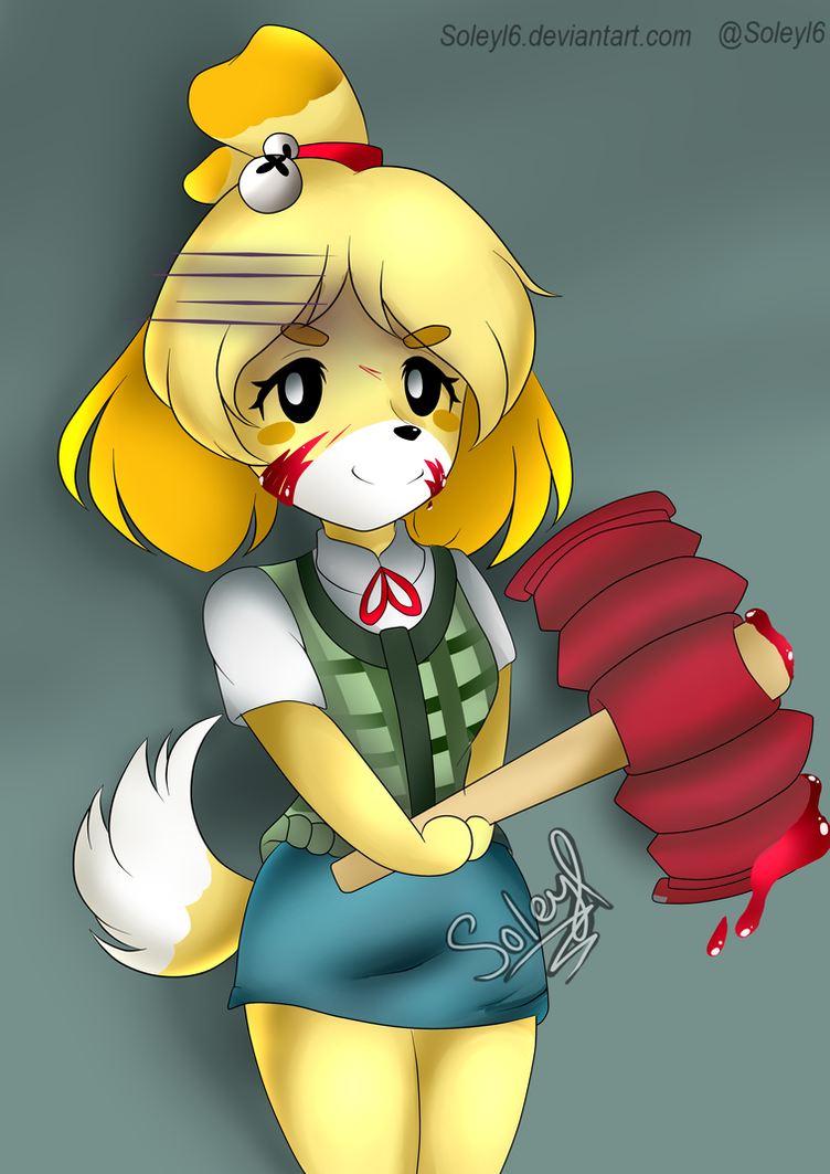 Isabelle AC by Soleyl6