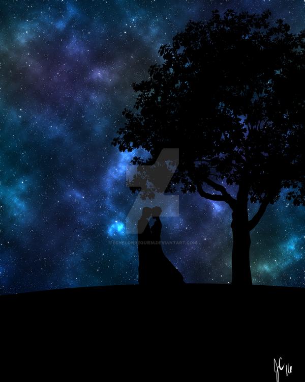 Starlit Wedding by EchelonRequiem