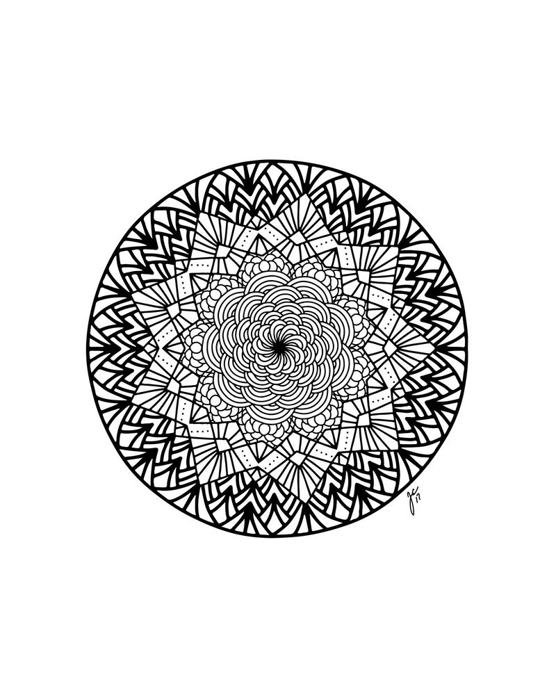 Mandala3.1.17 by EchelonRequiem
