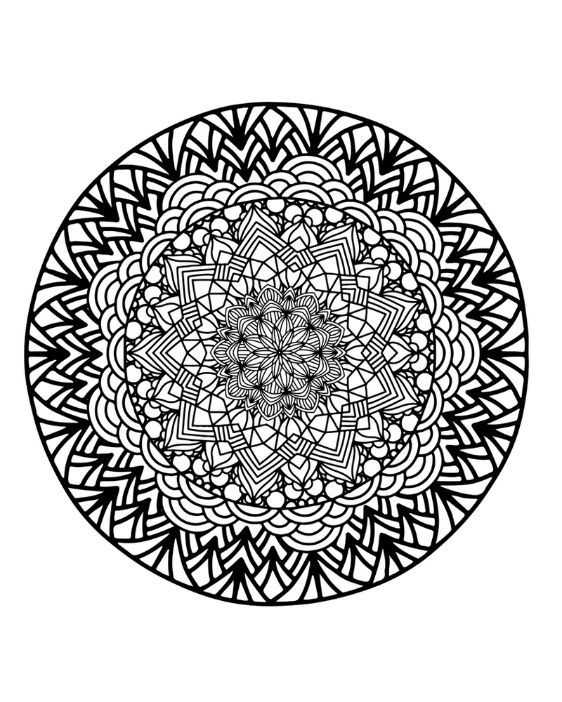 Mandala2.22.17 by EchelonRequiem