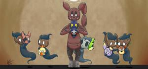 Five Nights at Pokemon3