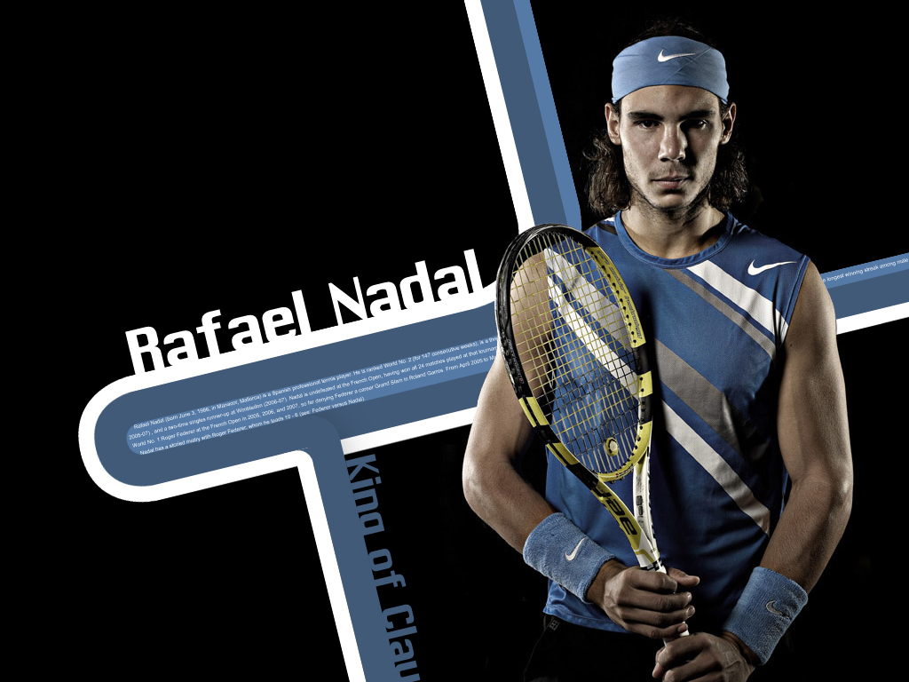 rafael nadal wallpapernhilun on deviantart