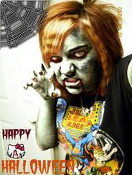 Zombie by AeriePop