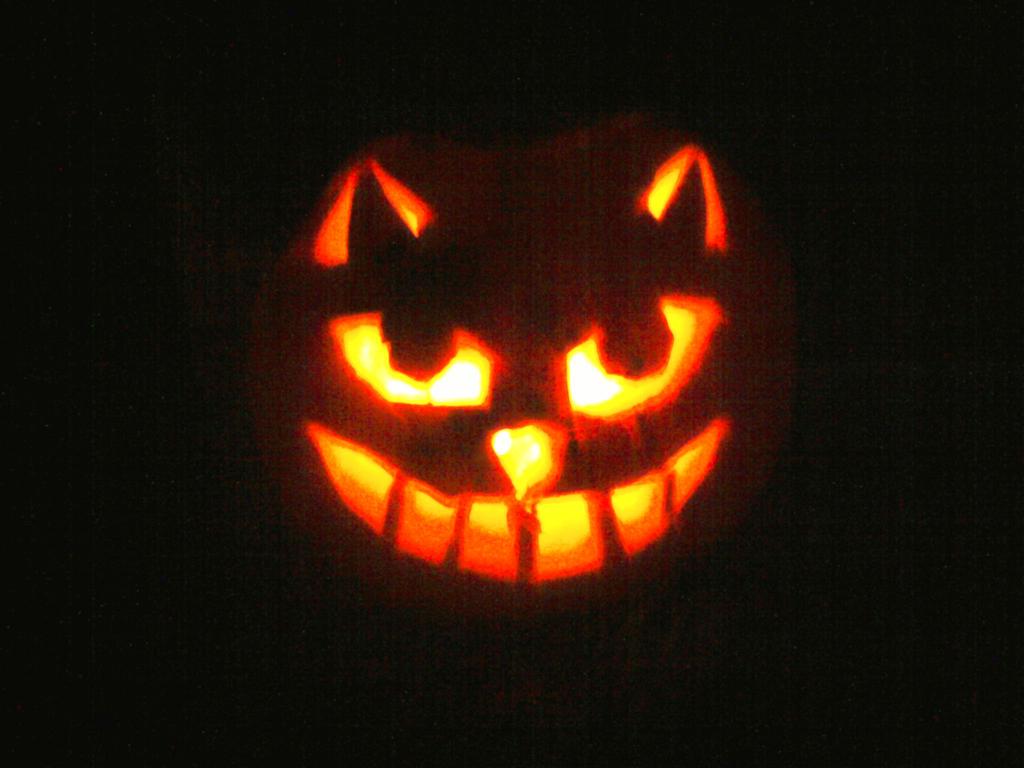 Jack O Lantern Cat Face Patterns For Crafts