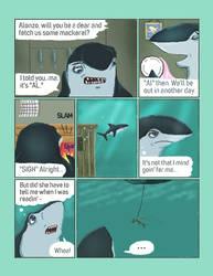 Shark Tale comic part 1