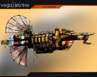 Support ship by Fendorin