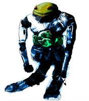 Alien concept KLK'K by Fendorin