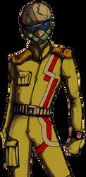 Edge pilot suit by Fendorin