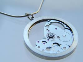 Clockwork Pendant II by deaddamien